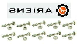 SHEAR PINS & BOLTS for Ariens 51001500 510015 Push Snowblow