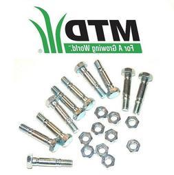 10 Shear Pins Fits MTD Snow Blower 710-0890A 710-0890 910-08