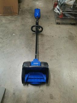 "Kobalt 12"" 40v Max Snow Blower Shovel Single Stage w/ Charge"