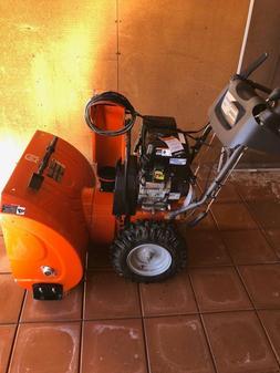 12530 hv gas snow blower