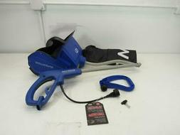 Snow Joe 13 in. Electric Snow Shovel w/ Cover - 10A, Blue, 3