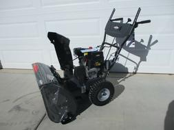 "Briggs & Stratton 24"" Dual-Stage Snow Blower w/Electric Star"