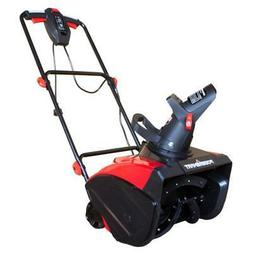 18 in. 15-Amp Corded Electric Snow Blower, Compact Winter Pa
