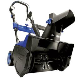 Snow Joe 18 in Electric Snow Blower LED Light 14.5 Amp Clear