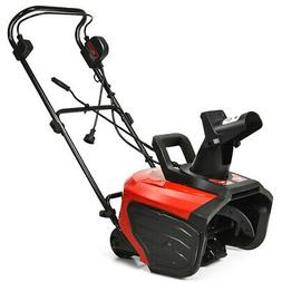 18-Inch 15 Amp Electric Snow Thrower Corded Snow Blower 720L
