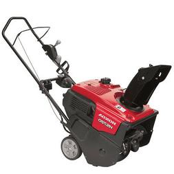 "Honda Power Equipment HS720ASA 20"" 187cc Single-Stage Snow B"