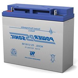 12V 18AH SLA Replaces Securitron AQD3 12/24 Series Power Sup