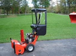Simplicity 2 Stage Snow Blower Cab From Original Tractor Cab