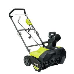20 13 amp corded electric snow blower