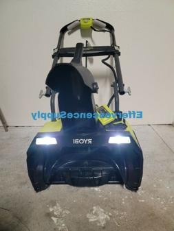 Ryobi 20 in. 40-Volt Brushless Cordless Electric Snow Blower