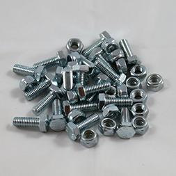 20 Sets - Auger Shear Pins Bolts & Nuts Honda HS1132 HS624 H