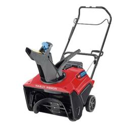 21 in snow blower