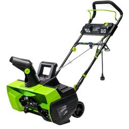 Earthwise  14-Amp Corded Electric Snow Blower