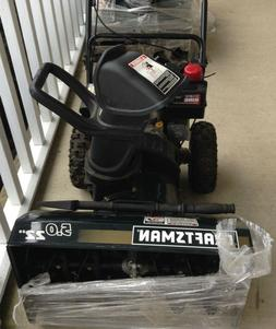 "Craftsman 22"" 5.0 HP Snow Blower - New"