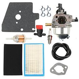 Panari 14 853 22-S Carburetor + Air Filter Tune Up Kit for K