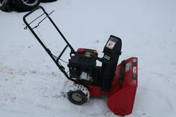 "MTD 22"" Clearing Width Snow Blower Self Propelled 179cc Powe"