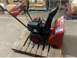 Amico 22 inch 212cc Two-Stage Electric Start Gas Snow Blower