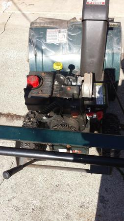 Craftsman 22 inch  Snow Thrower Snow Blower 2 Stage Electric