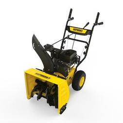 Champion 224cc Compact 24-Inch 2-Stage Gas Snow Blower with