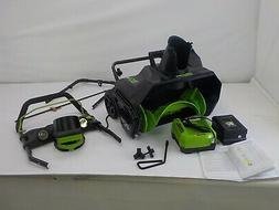 Greenworks 2600402 - PRO 20-Inch 80V Cordless Snow Thrower,