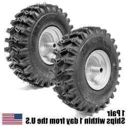 2PK 15x5.00-6 Carlisle X-Trac 2PR Snow Blower Tire & Wheel A
