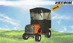 Husqvarna Standard 3 Sided Lawn Tractor Universal Snow Cab T