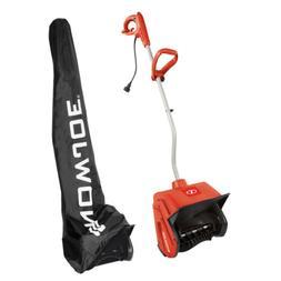 Snow Joe 323E-PRO-RED 13 inch Electric Snow Shovel | Include