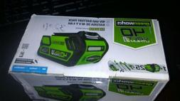 Greenworks 40V 4Ah 146Wh Lithium Ion G-MAX Battery 29472 NEW