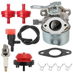 Mannial 640084B Carburetor Carb fit Tecumseh 632107 640084 6