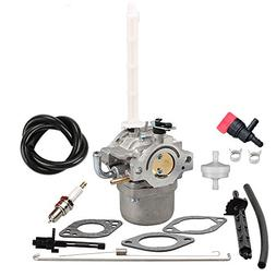 Panari 796122 Carburetor with Tune Up Kit for Briggs & Strat