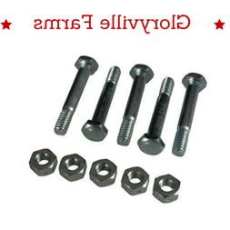 917 6 Pack, Shear Pins and Nuts, Replaces Ariens 510016, 510
