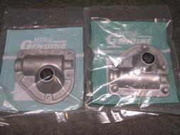 MTD 918-0123A Right 918-0124A Left gear box housing combo GE