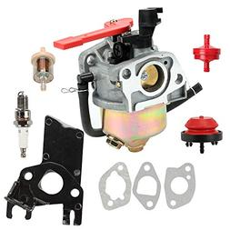 Buckbock 951-10956A Carburetor with Insulator Fuel Filter fo