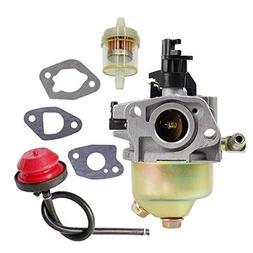HUZTL 951-14026A Carburetor with Primer Bulb Fuel Filter Gas