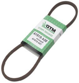 MTD 954-0101A Replacement Snow Thrower Auger Belt,0.5x35-Inc