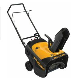 Poulan Pro 961840001 Electric Start 136cc Single Stage Snow