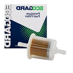 """ECOGARD XF20011B Small Engine Fuel Filter – 1/4"""" or 5/16"""
