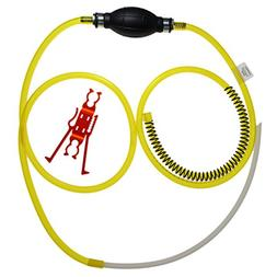G.T Power Equipment Fluid Extractor Pump for Gas, Oil, Water