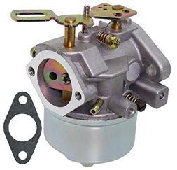LotFancy Carburetor for Tecumseh 632334A 632111 HM70 HMSK80