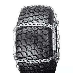Snow Tire Chains for ATV, Snow Blower / Thrower 4 Link 23 x