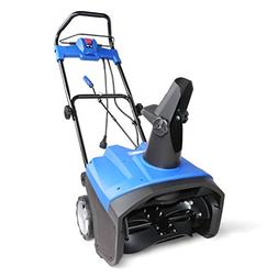 "AAVIX AGT3420 Electric Snow Blower, 20"" Blue"
