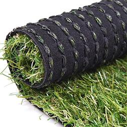 RoundLove Artificial Turf Lawn Fake Grass Indoor Outdoor Lan
