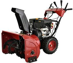 Amico AST28 265cc Two Stage Gasoline Engine Snow Blower/Thro