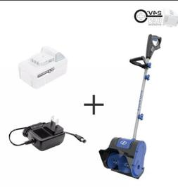 Best Snow Shovel For Driveway Cordless With Battery And Char