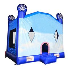 ALEKO BHC008 Commercial Grade Bounce House Moonwalk with Blo