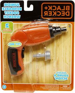 BLACK+DECKER Black & Decker Jr Jr. Bendable Socket Wrench Ro