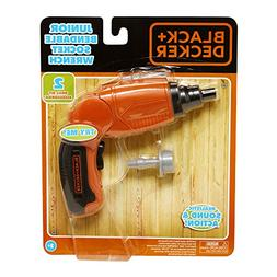 BLACK+DECKER Jr Jr. Bendable Socket Wrench Role Play Tools