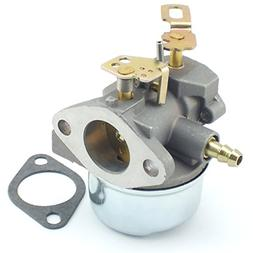 QAZAKY Carburetor for Tecumseh 640349 640052 640054 640058 6