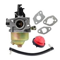 Savior Carburetor 951-10638A with Gasket Fuel Pump Line Clam