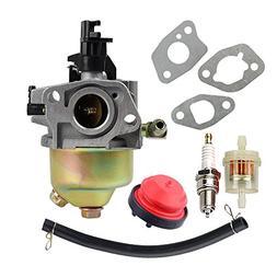 Savior Carburetor 951-14026A with Gasket Fuel Pump Line Filt